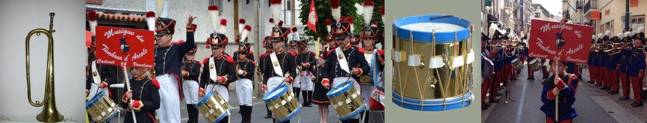 Fanfare les Tambours Arcole – Cadenet – 84 – Vaucluse – PACA – France